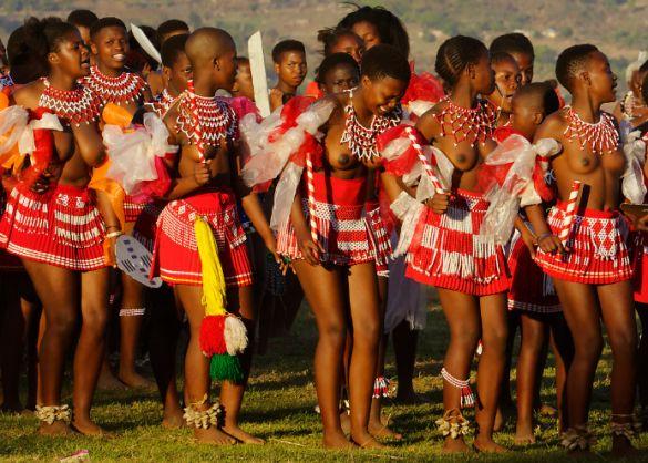 В Свазиленде запрещено носить трусы