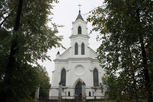 Католические храмы Белоруссии.