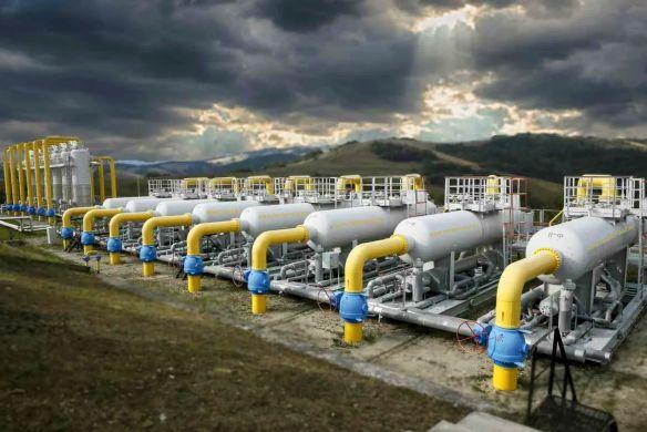 Газпром ставит шах Украине