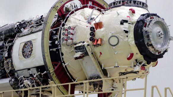 Модуль «Наука» осуществил орбитальную коррекцию