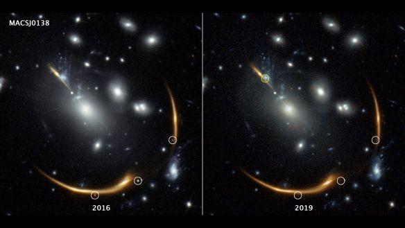 Астрономы спрогнозировали повторение вспышки сверхновой в 2037 году