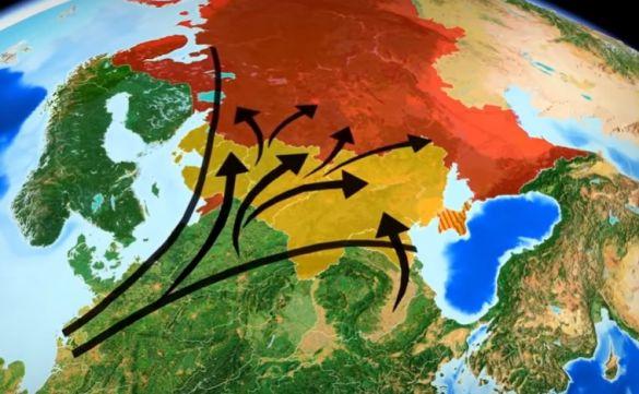 CaspianReport: Почему Россия хочет вернуть себе территории СССР