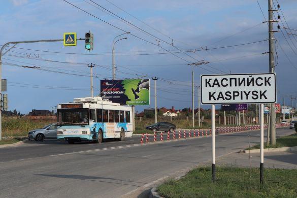 Самая новая междугородняя троллейбусная линия в России