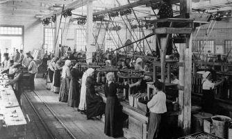 Царская индустриализация. Заводы XIX века