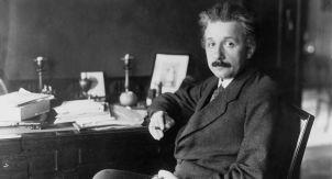 Эйнштейн не был атеистом