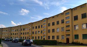Рундлинг. Жилой квартал времён нацистской Германии