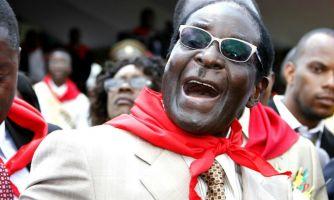 Падение диктатора Мугабе
