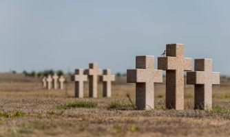Россошки. Военный некрополь Второй мировой