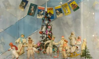 Новый год круглый год. Музей ёлочной игрушки в Клину