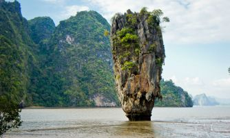 Таиланд. Острова Джеймса Бонда
