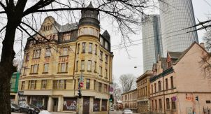Латвия. Рижской район Агенскалнс