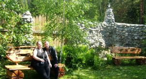 История двух писателей: Елена и Александр