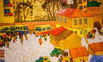 «На краю цвета». Ван Гог во владимирской интерпретации