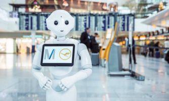 Аэропорт Мюнхена принял в штат робота
