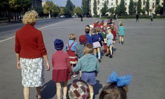 Советский детсад. 6 железных слагаемых