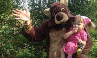 Как Маша с медведем подвинули диснеевских принцесс