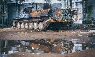 Эхо войны. Владимирский тракторный завод