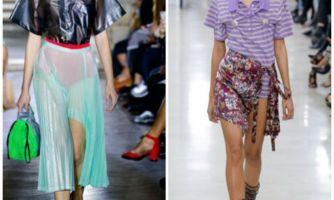 Тренды этого лета. Выбираем юбку