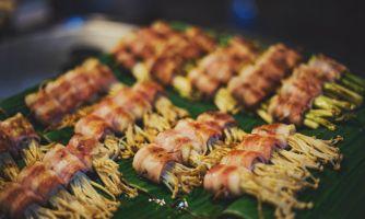 Что съесть на тайской ярмарке?