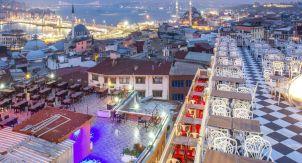 Стамбул. 6 лучших панорамных точек для съёмки