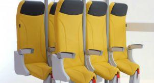 Стоячие места в самолётах. Как вам идея?