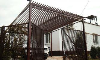 Электропривод для ворот в загородном доме