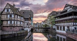 Страсбург. Еда и путешествия