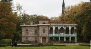 Цинандали. Дворец Александра Чавчавадзе