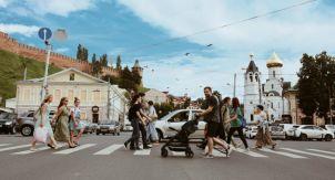 Летний Нижний Новгород