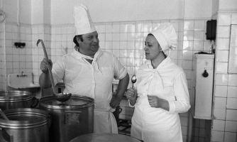 Забытый советский общепит. Что такое домовая кухня?