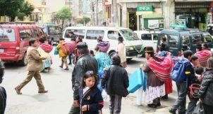 Боливия. Другой мир Ла-Паса