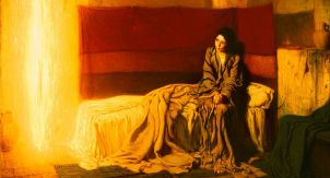 Божественный свет в искусстве. Хороший и не очень