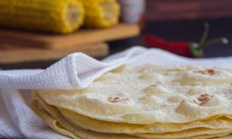 Тортилья. Мексиканская лепёшка на все случаи жизни