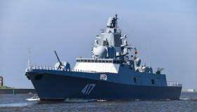 Кронштадт. Гордость российского флота