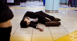 Кароси. Смерть от трудолюбия в Японии