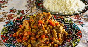 Оши-афгани. Афганское блюдо бухарских евреев