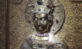 Золотой гроб царевича Дмитрия