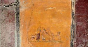 Помпеи. Фрески дома Юпитера