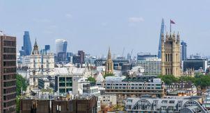 Лондон. От Вестминстерского аббатства до собора