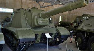 Русские танки в латвийской деревне
