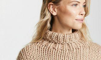 Идеальный свитер для этой осени