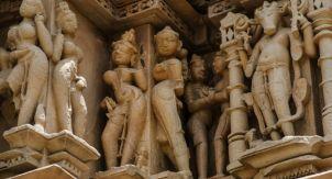 Индия. Эротические храмы в Кхаджурахо