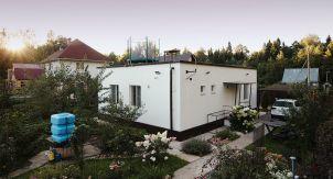 Энергоэффективный дом. 6 лет эксплуатации