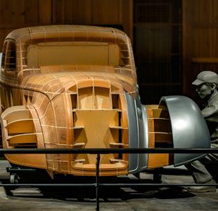 Музей Тойота. От ткацких станков к робототехнике