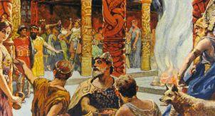 Асгард. Где находился город богов?
