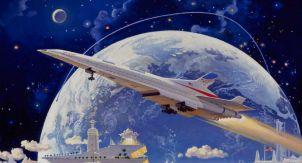 Почему в США не было сверхзвукового лайнера?