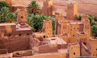 Марокко. Город, где снимали «Игру престолов»
