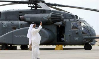 Началось авиашоу в Бахрейне