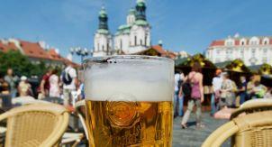 Прага. Немного о пиве и пивных