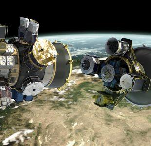 Почему казахские спутники летят на Falcon 9